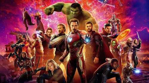 Peliculas digitales avengers, (23 películas) usb