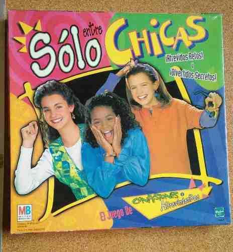 Juego de mesa de niñas solo chicas juguetes