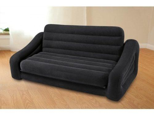 Sofa cama inflable matrimonial intex nuevo