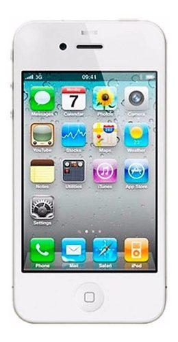 Iphone 4s de 16gb desbloqueado celular camara hd 5mp tv gps