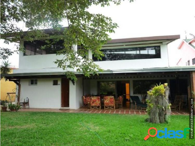 Casa venta clnas. de bello monte fr1 mls19-12139