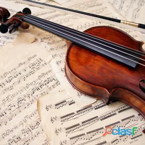 Clases de música y violín