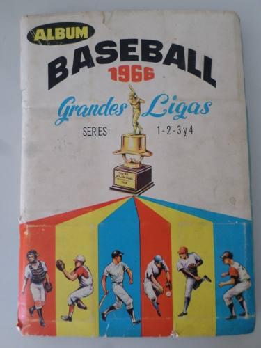 Album beisbol