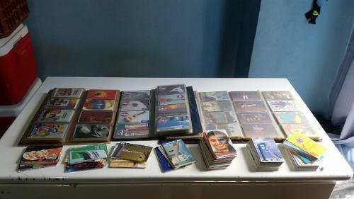 Coleccion tarjeta telefonicas cantv,unica y otras operadoras