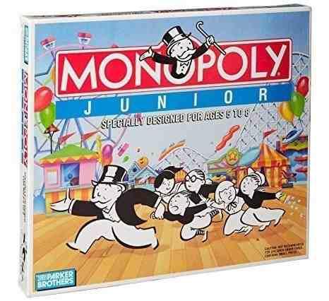 Monopolio Juego De Mesa Familiar Nuevo