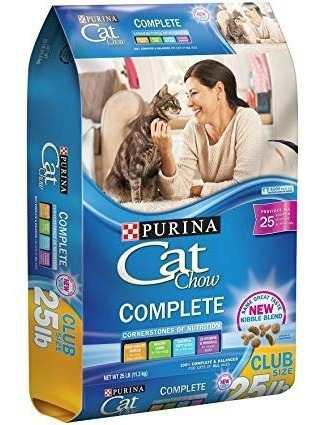 Purina Cat Chow 25 Lb
