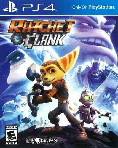 Ps4 Juego Ratchet Y Clank Somos Tienda Fisica