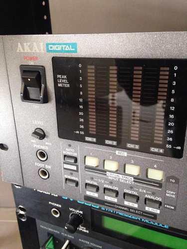 Akai Digital Dr4d Grabador A Disco Duro