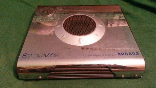 Amplificador De 820 W 2 Canales