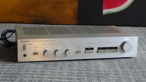 Amplificador Technics Su-z25 Absolutamente Funcional
