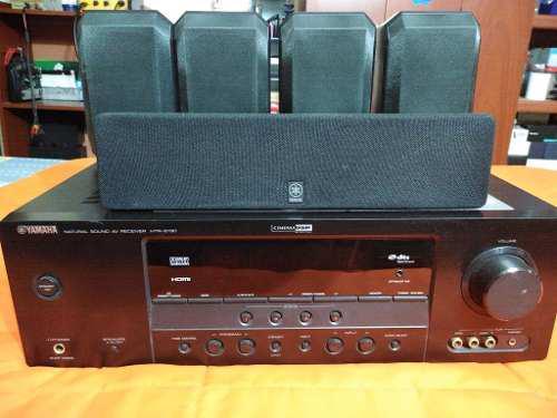 Amplificador Yamaha Hdmi