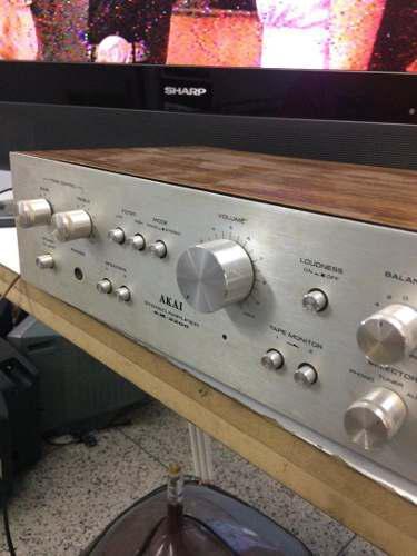 Amplificar Akai Modelo Ma-2200