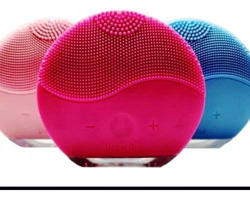 Cepillo eléctrico facial,masajeador exfoliante de cuti