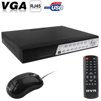 Dvr Vigilancia 8 Canal H.264 Red Disco Duro Grabador Uwvb