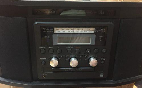 Grabadora Disco Vinyl A Cds Teac Gf-650