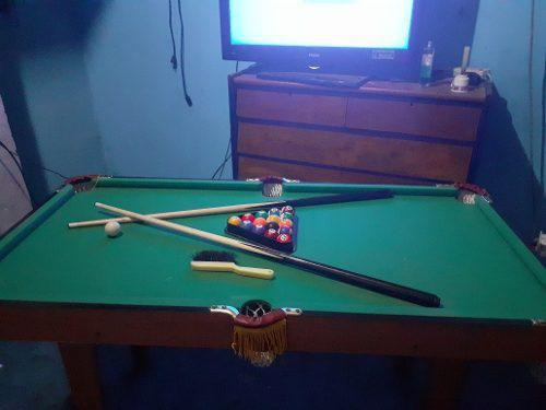 Mesa De Pool Para Niños Ledy Toys
