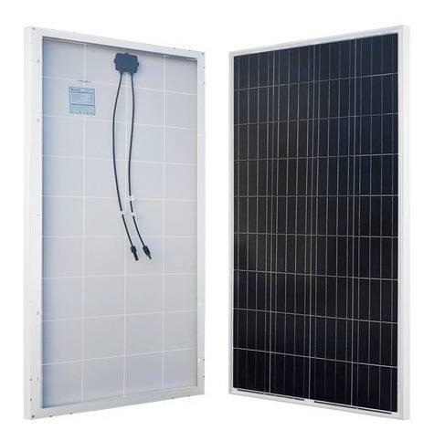 Panel solar renogy 160 watt 12 voltios polycrystallino