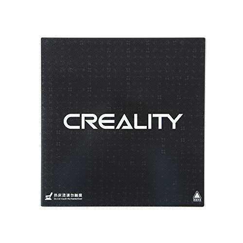Para impresora creality placa vidrio templado 3d ender amz