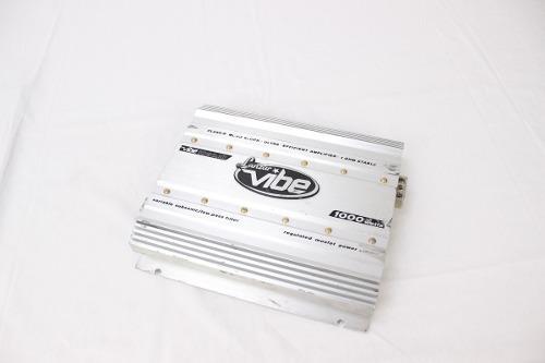 Planta amplificador lanzar vibe 1000w monoblock