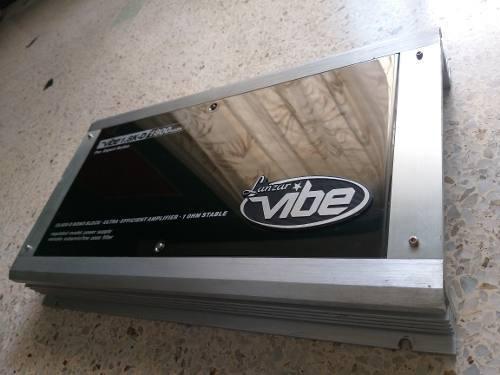 Planta amplificador lanzar vibe monoblock