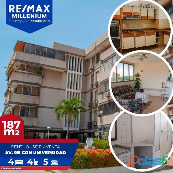Apartamento venta maracaibo la fuente av. universidad 101019