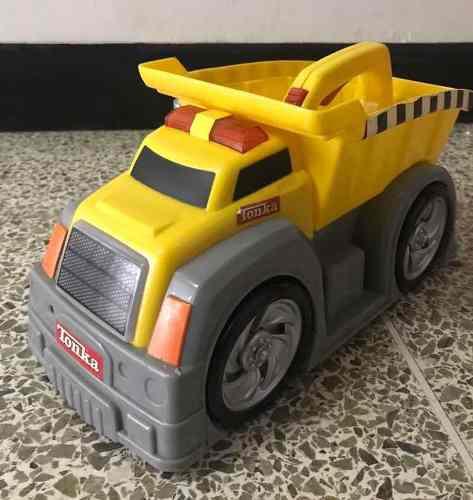 Camión de volteo tonka ($10)