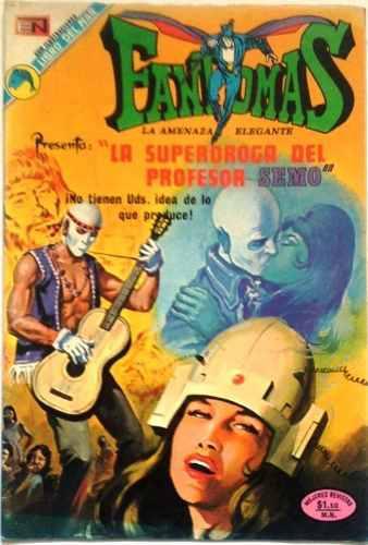 Coleccionable suplemento fantomas n° 125