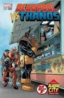 Comics crossovers batman,archies,deadpool,superman