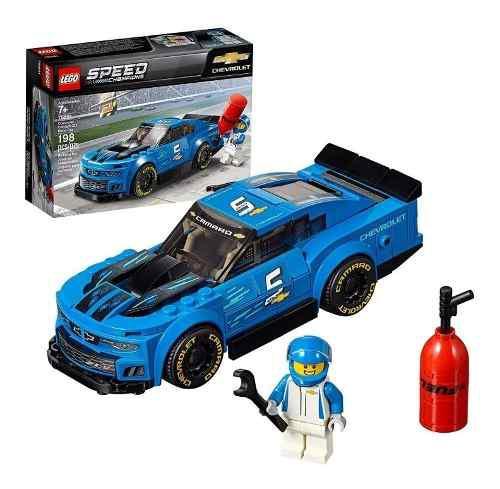 Lego speed 75891 coche chevrolett camaro zl1 198 pzas
