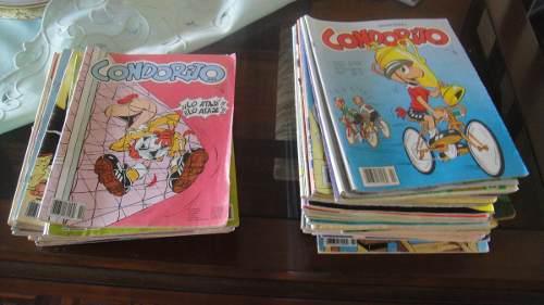 Revistas suplementos cómics condorito serie 400-499