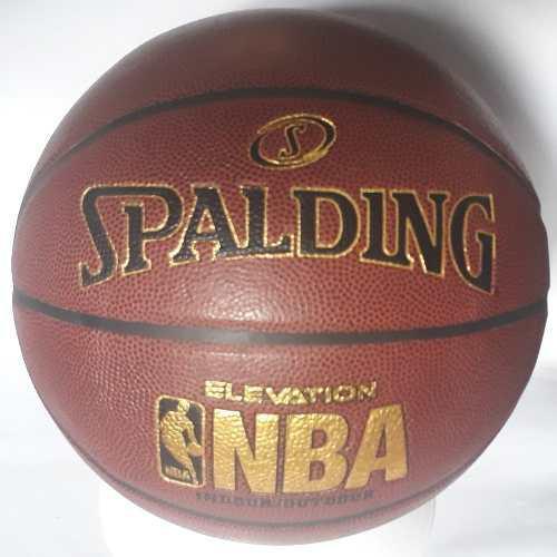 Spalding elevation balon basket semi cuero #7 ss99