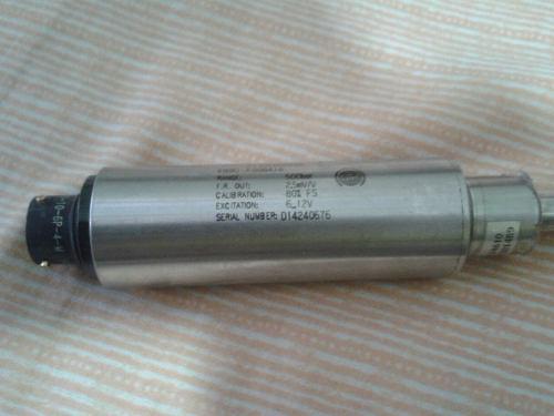 Traductor O (sensor) De Presion Gefran