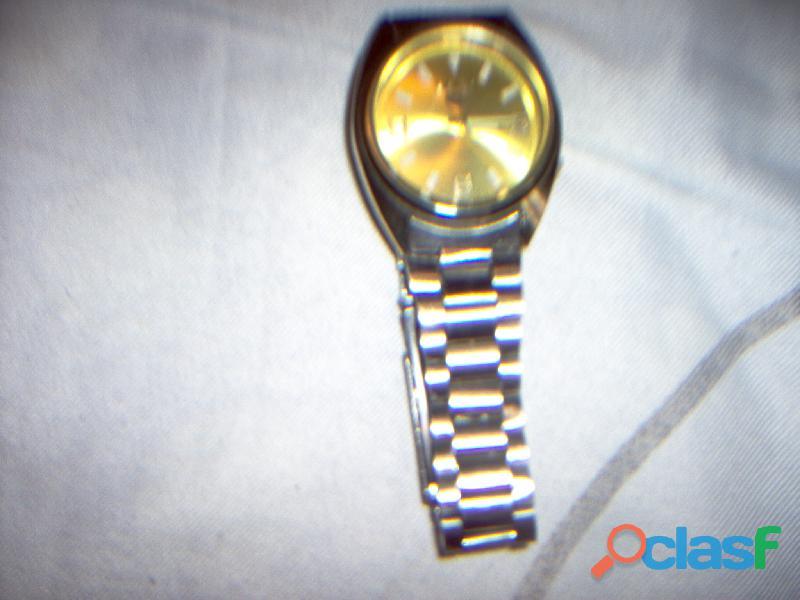 Reloj seiko 5 quartz original