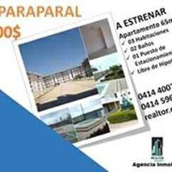 Apartamento a estrenar libre de hipoteca res. rio caroni