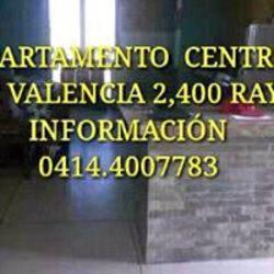 Apartamento centro de valencia 2400 precio raya