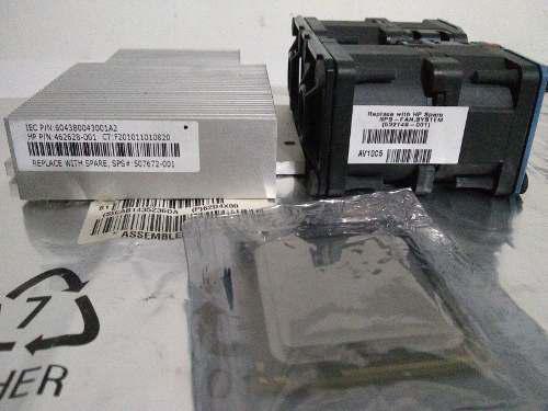 Kit procesador xeon e5640 hp proliant dl380 g6/g7