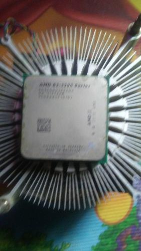 Procesador amd 2.4ghz socket 1150