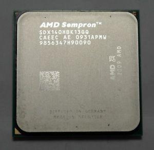 Procesador amd sempron 140 2.7 45w am2 am3 am3