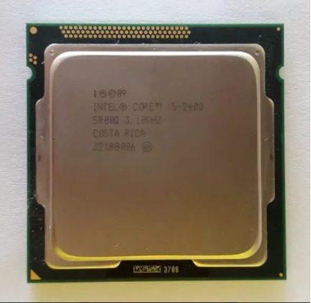 Procesador core i5-2400