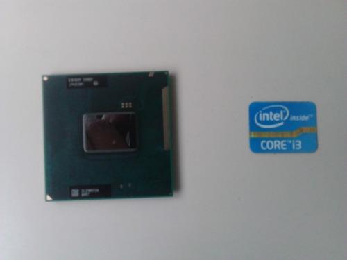Procesador i3 2370m velocidad 2.40 ghz para laptop