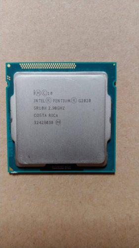 Procesador intel pentium g2020 2.90 ghz ***20trmp***