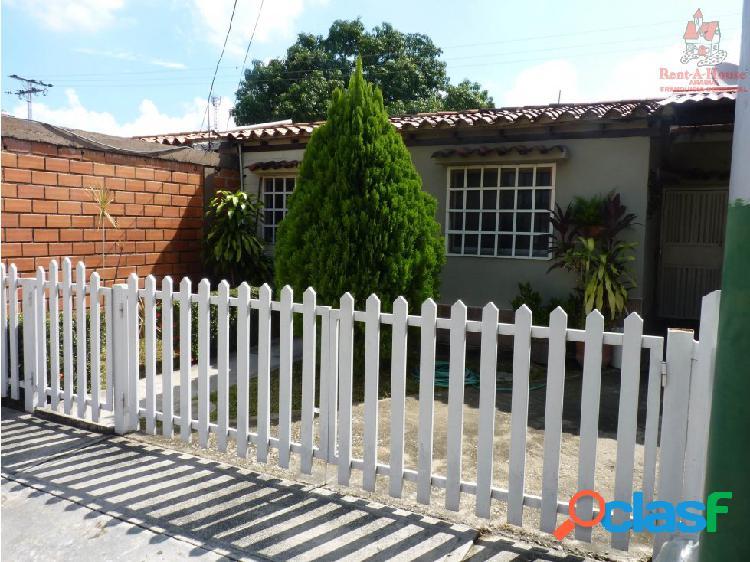 Casa en venta plaza jardin turmero irrr 19-17783