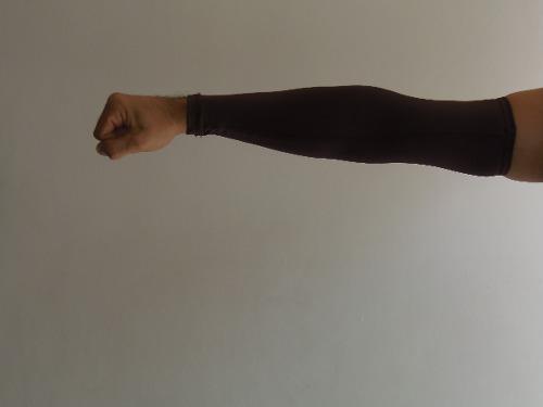 Mangas para proteccion de brazos y deportivas