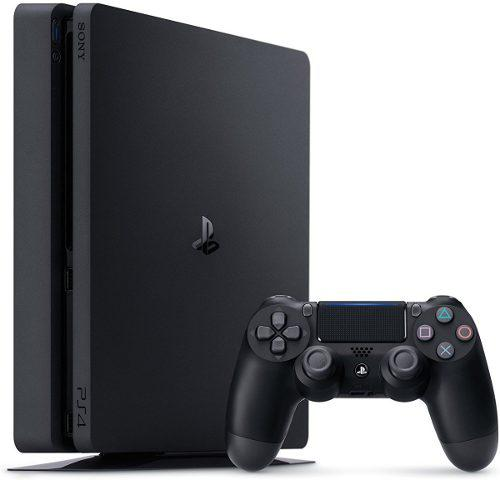 Playstation 4 slim ps4 1tb+ fortnite+ mercadolider