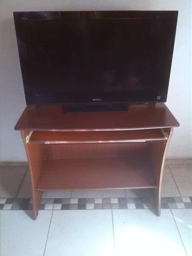 Televisor sony bravia hd de 40 pulgadas+mesa grande 5niveles