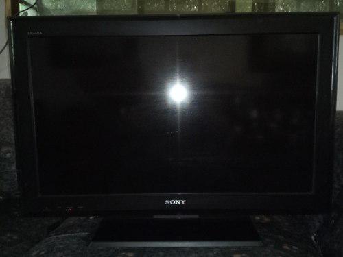Tv lcd sony bravia klv-32l500a para reparar