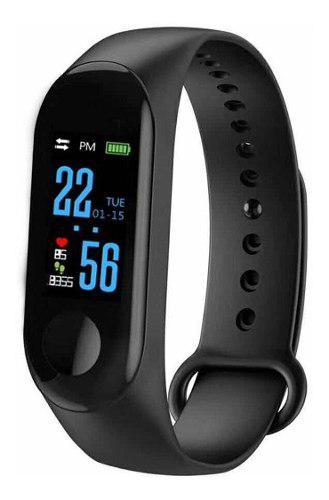 Smart watch brazalete reloj inteligente m3s ofertas