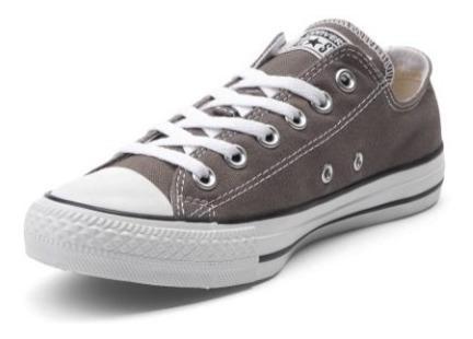 Zapatos converse all star chuck taylor gris