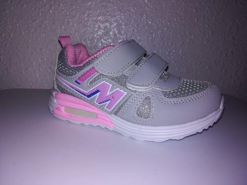 Zapatos escolares deportivos para niñas y niños