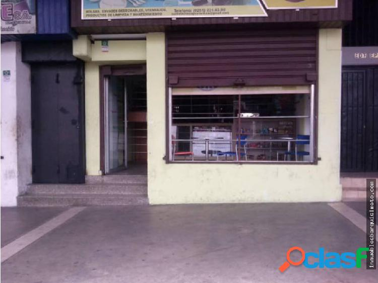 Local en venta centro barqto 19-6579rr